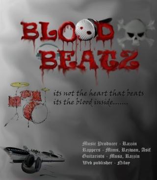 BLOOD BEATZ Poster13