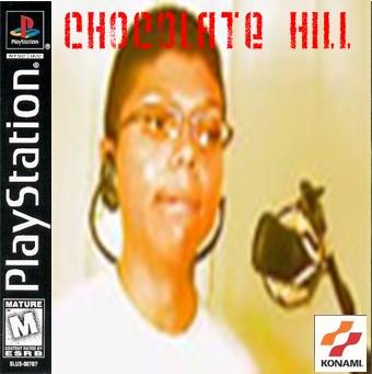 video game boxart parodies Chocol11