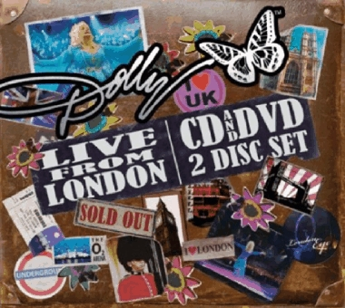DOLLY PARTON Classics London10
