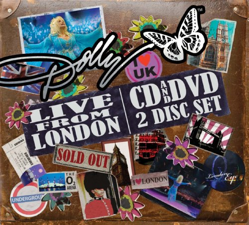 DOLLY PARTON Classics London11
