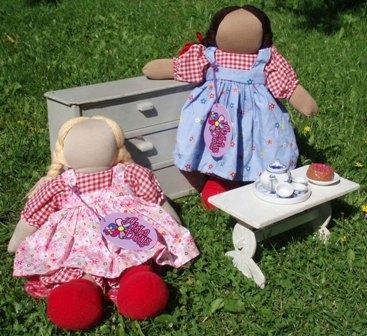 Muñecos sin cara para nuestros niños. Petite26