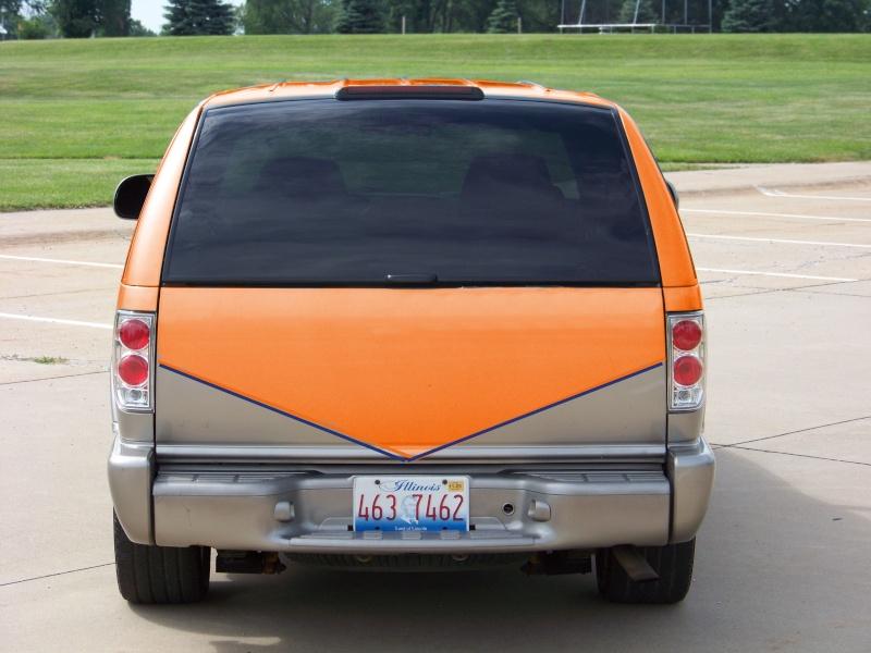 Visitors Post Your Ride Orange11