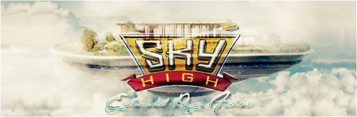 Gökyüzü Lisesi l Sky High RPG