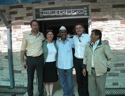 Architects Begin Design Work on Ethiopian Children's Center News_g10