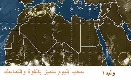 المتابعة اليومية للطقس في العالم العربي من 16 / 8 / وحتى 19 / 8 / 2009 م - صفحة 3 218