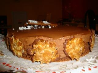 chocolat - Royal au chocolat ou Trianon - Page 4 Dsc00224