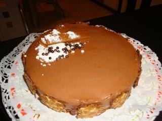 chocolat - Royal au chocolat ou Trianon - Page 4 Dsc00225