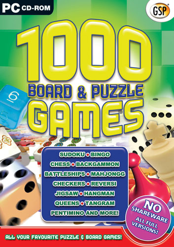 1000 BOARD AND PUZZLE GAMES 1000_b10
