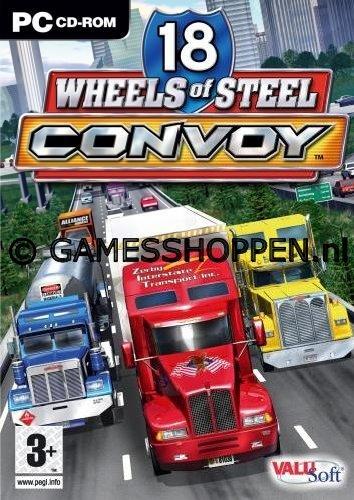 18 WHEELS OF STEEL: CONVOY 18_whe11