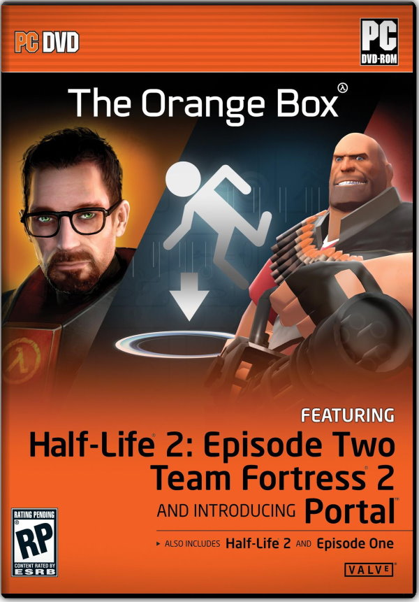 Half LIfe Orange Box ... Download TORRENT Orange10