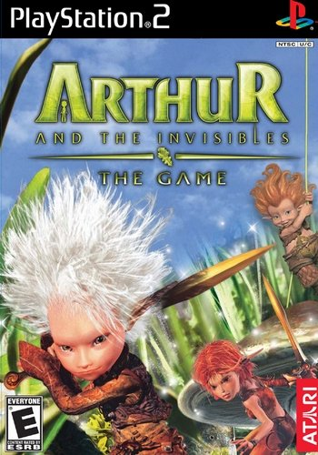 PS2 - Arthur and the Invisibles Ps2_ar11