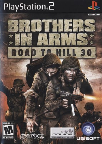 PS2 - Brothers in Arms: Road to Hill 30 Ps2_br10
