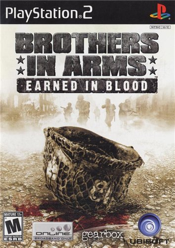 PS2 - Brothers in Arms: Earned in Blood Ps2_br11