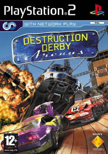 PS2 - Destruction Derby Arenas Ps2_de10