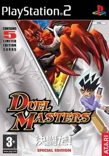 PS2 - Duel Masters Ps2_du10