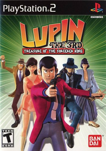 PS2 - Lupin the 3rd Treasure of the Sorcerer King Ps2_lu10