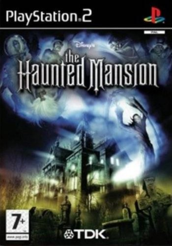 PS2 - The Haunted Mansion Ps2_th11