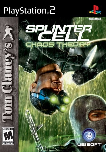 PS2 - Tom Clancy's Splinter Cell Chaos Theory Ps2_to10