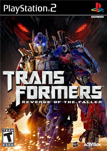 PS2 - Transformers: Revenge of the Fallen Ps2_tr10