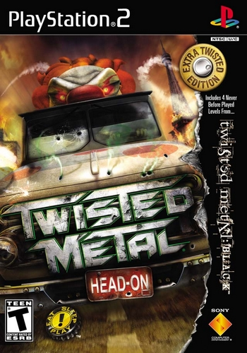 PS2 - Twisted Metal Head On Ps2_tw10
