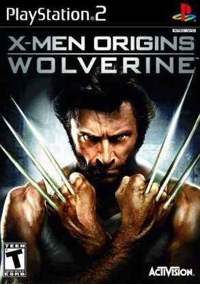 PS2 - X-Men Origins Wolverine Ps2_x-10