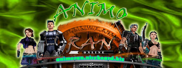 ANIMO RAN ONLINE