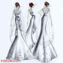 Robe de mariée 08190910