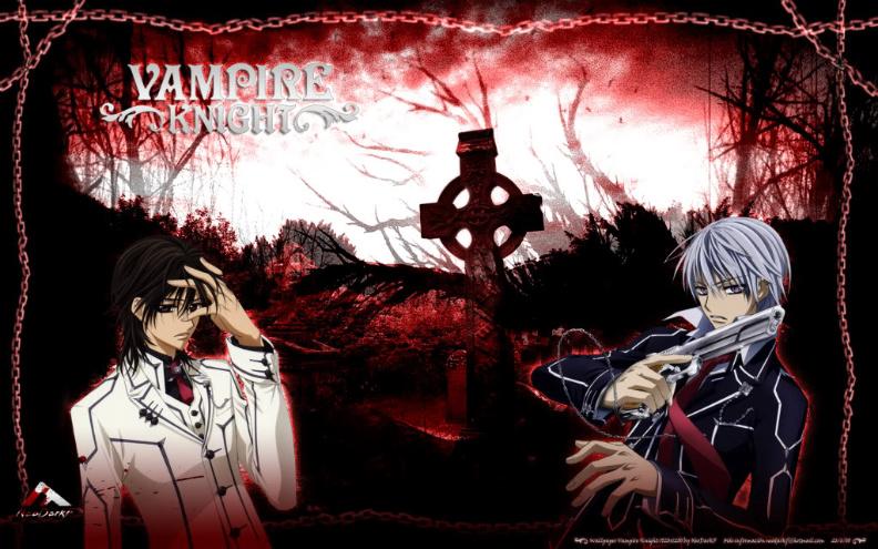 Vampire Knight: La Sangre Rosa K1712