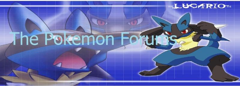 The pokemon forums