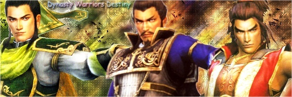 Dynasty Warriors Destiny : Empires