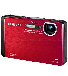 Samsung lança câmera ST1000 com Wi-Fi, Bluetooth e GPS 12932010