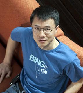 Engenheiro é arma secreta da Microsoft para buscas na web 13076110