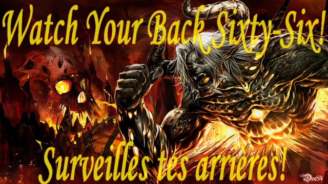 /! Watch Your Back Sixty-Six /!