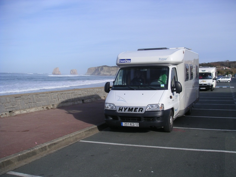 Vends camping-car HYMER TRAMP 655 Henday11