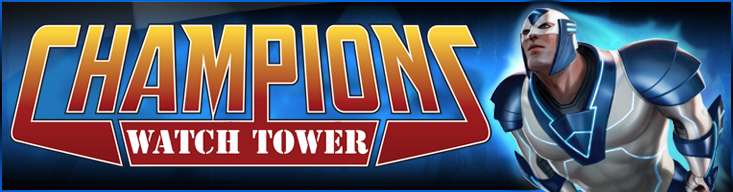 Champions Watchtower