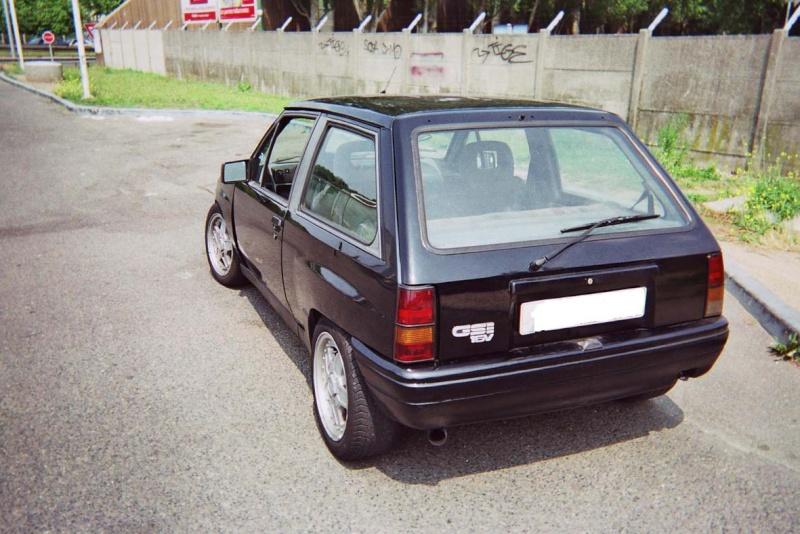 """swap"" automobile Corsa-12"