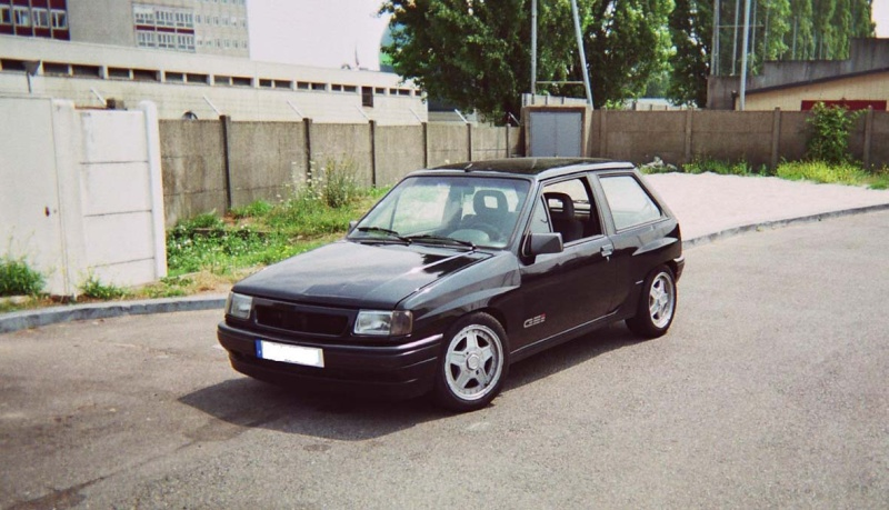 """swap"" automobile Corsa-13"