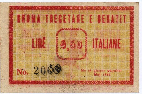 Kartmonedha  nga e kaluara Shqiptare 19alba10