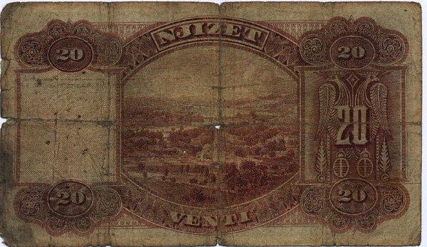 Kartmonedha  nga e kaluara Shqiptare 40alba10