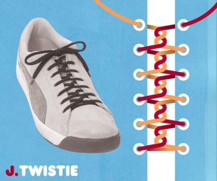 Cara-Cara Unik Mengikat Tali Sepatu 110