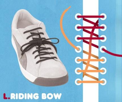 Cara-Cara Unik Mengikat Tali Sepatu 210