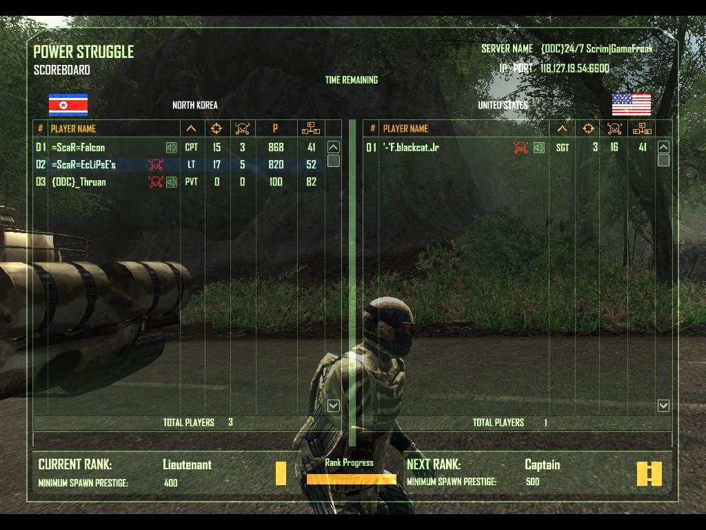 =ScaR= vs. UF 2v2 Screen45