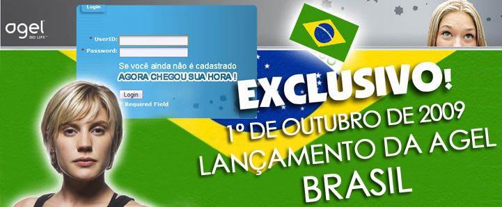 Agel Brasil - Abertura e Lançamento Oficial. Lancam10