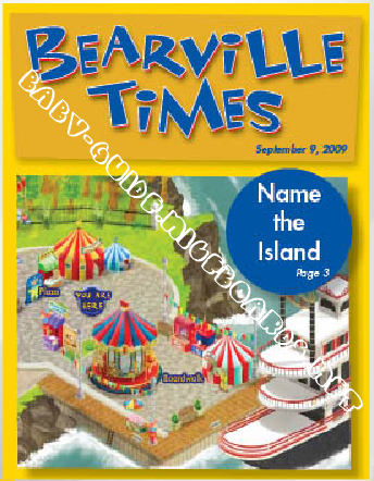 New Bearville Times! New10