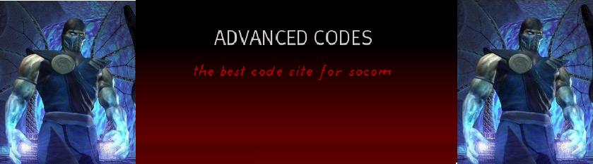 advanced codes