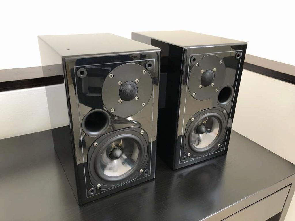 Usher S-520 Bookshelf Speaker ( SOLD ) Img-2014