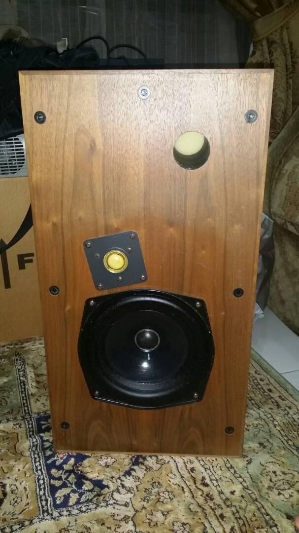 Vintage Monitor Audio MA 4 Speaker (SOLD) Img-2017