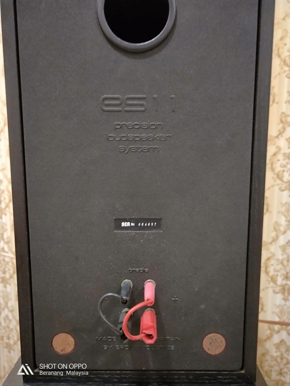Epos ES 11 loudspeaker( SOLD ) Img20112