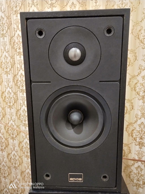 Epos ES 11 loudspeaker( SOLD ) Img20114