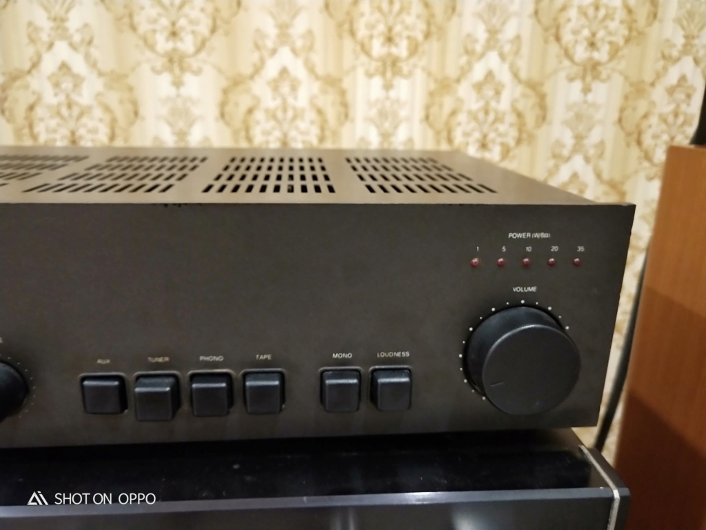 NAD 3020A Stereo Integrated Amplifier ( Used ) Img20134